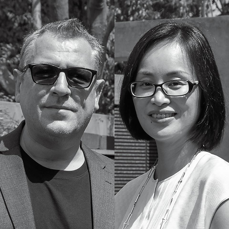 Dominique Amblard、林威