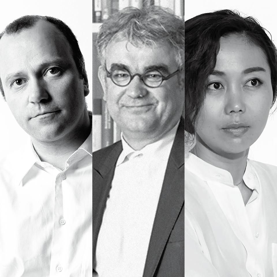 Erich Diserens、Gerd Voith、张西