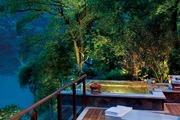 重慶柏聯精品酒店 Chongqing Brilliant Resort & Spa:酒店面朝嘉陵江,背倚縉云山,毗鄰有1,600年歷史的...