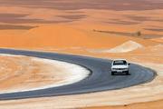 非洲横贯撒哈拉公路壮观风景,浩瀚沙海,精致沙丘,迷人风情,这就是横贯撒哈拉公路。横贯撒哈拉公路,横...