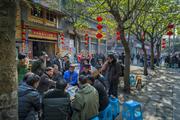 抗战时期白沙作为陪都重庆的后方,成为陪都三大文化区之一。
