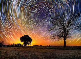 避开烈日 带你去世界各地看最美星空