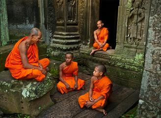 柬埔寨:微笑的高棉