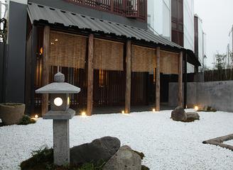 寻找至美民宿丨在朱家角造京都