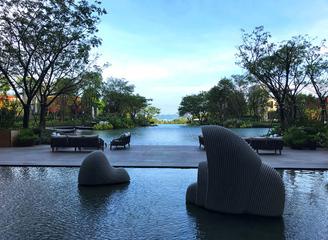 三亚保利瑰丽酒店华丽揭幕 为瑰丽品牌首家中国度假酒店