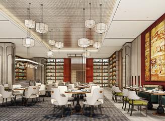 上海世茂皇家艾美酒店艾美轩中餐厅全新亮相