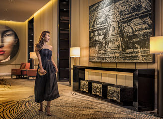岁月鎏金,恣享时光 北京华尔道夫酒店五周年庆典璀璨呈现