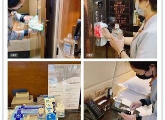 格林支持一線防疫,數千間客房全力保障醫護人員住宿