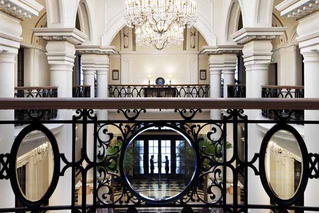 2016全球酒店金榜之中国最佳经典酒店