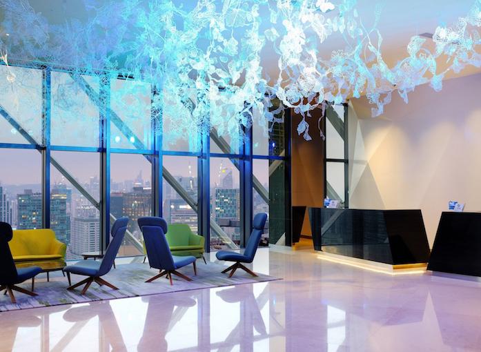 绿色生态品牌源宿酒店首次进驻东南亚