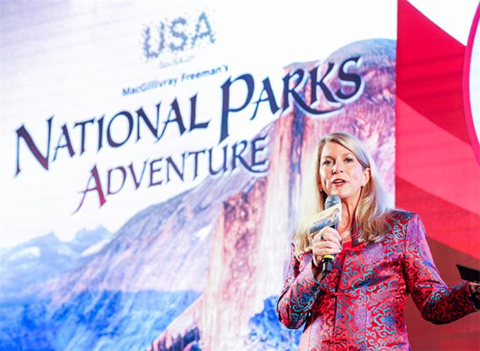美国旅游推广局携手优酷 在华发布屡获殊荣的巨幕电影《国家公园探险》  中国观众将在全球率先通过非院线渠道领略美国国家公园风采