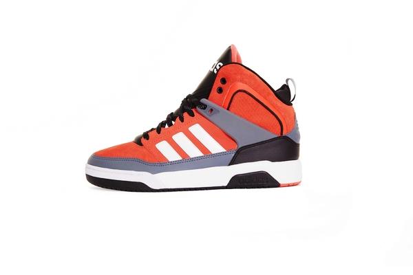 adidas neo复古鞋款玩出城市新花样