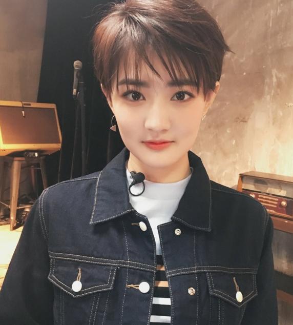 袁姗姗娜扎徐璐 同款短发的不同刘海