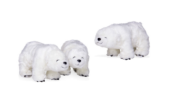 """北极熊现身老佛爷百货 玩转""""极地奇幻""""圣诞节"""