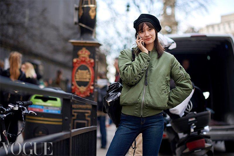 2017秋冬伦敦时装周街拍 Day1