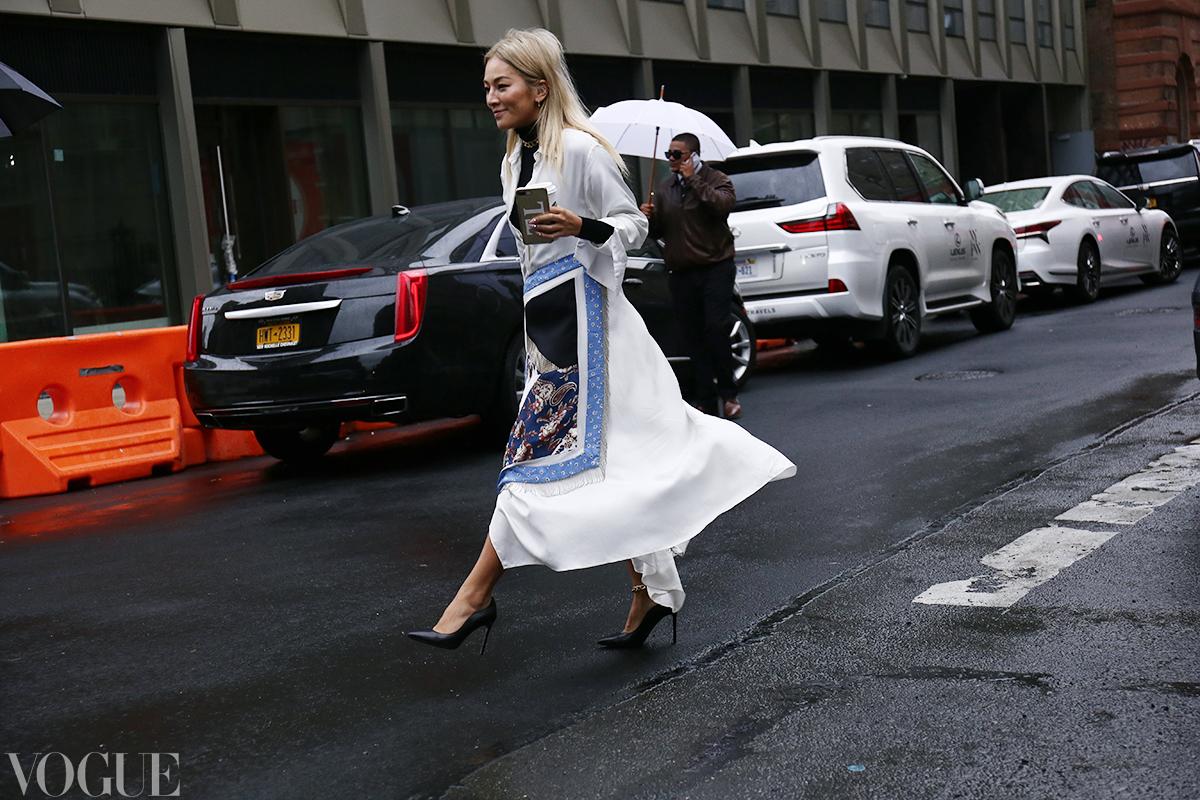 2019紐約春夏時裝周街拍DAY6
