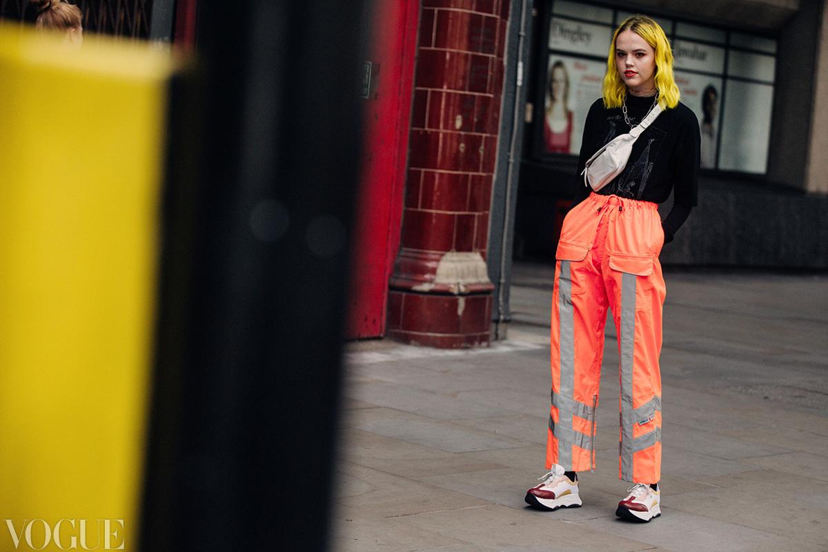 2019倫敦春夏時裝周街拍DAY1