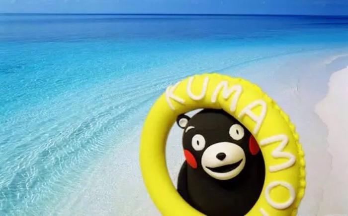 作为熊本县的营业部长兼幸福部长,它常年奔走于日本各地甚至远赴海外