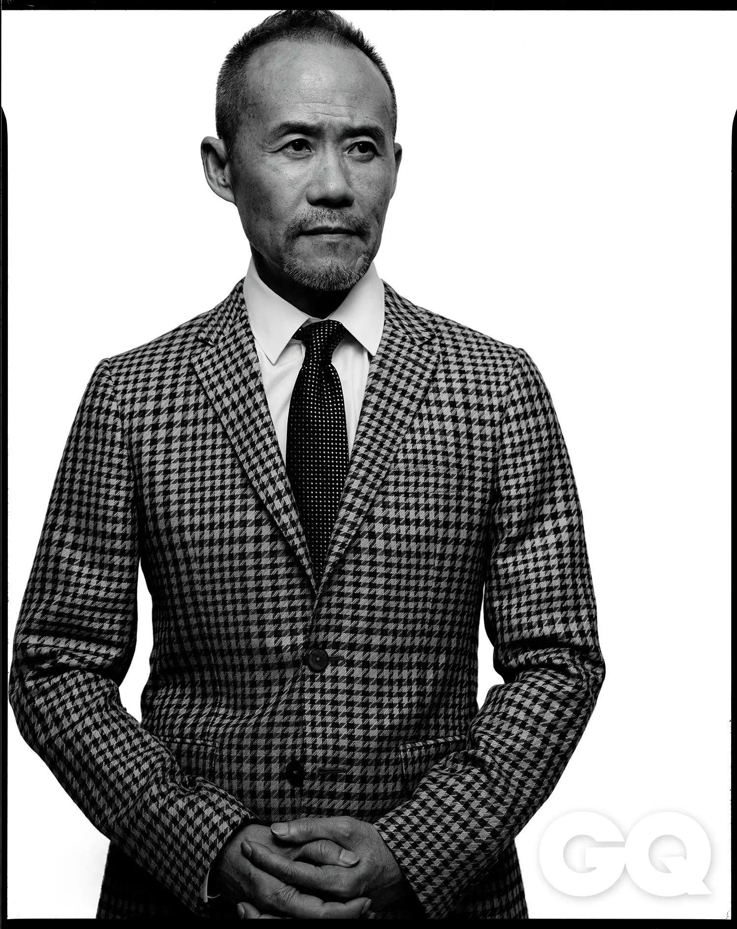 封面人物 | 王石大考