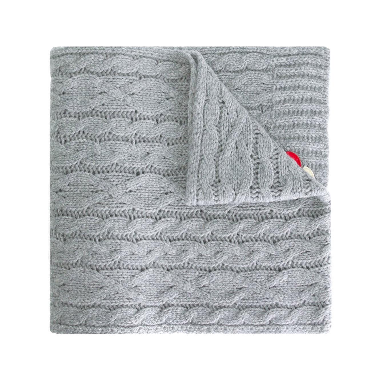 每日穿搭|裹一条老奶奶的针织围巾再出门