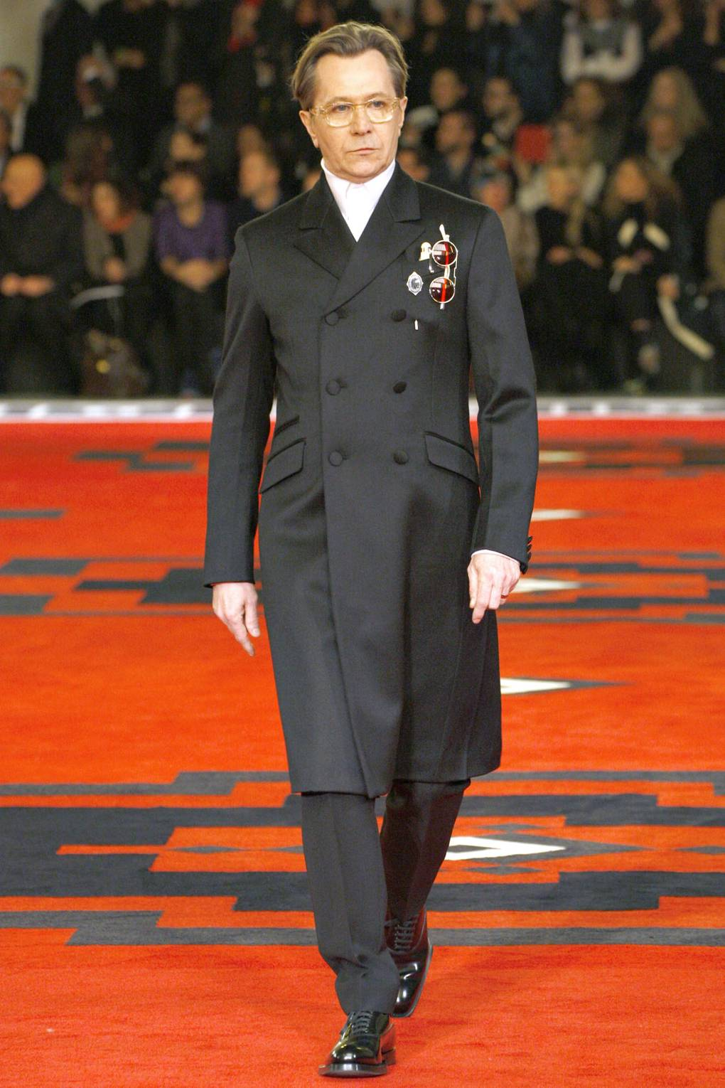 Look 43 from the Autumn/Winter 2012 collection