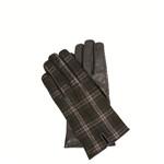 """送""""他""""的新年礼物 ETRO小羊皮花呢拼接手套"""
