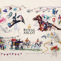 "从""Royal Ascot""聊英范儿"