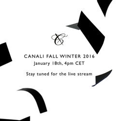 CANALI 2016秋冬系列男装秀