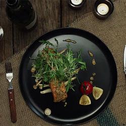GQ厨房:香煎三文鱼