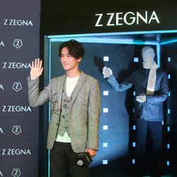 "Z ZEGNA携手蒋劲夫揭幕2016秋冬""释放自我风格""创变风尚展"