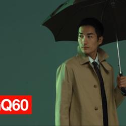 GQ 60   风雨衣竟然可以变得又时髦又实用