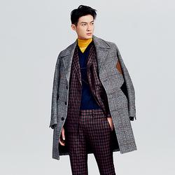 套西与毛衣的新三件套组合