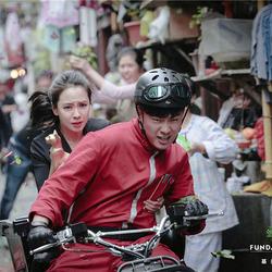 电影《超级快递》剧照 陈赫爆笑演绎宅急送