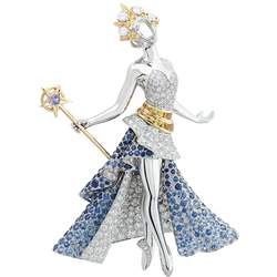梵克雅宝Ballet Précieux全新高级珠宝系列