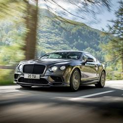 全球速度最快的四座轿车