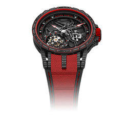 2017新款腕表 再添新材质