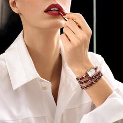 女人的特权之选:珠宝遇到腕表