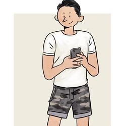 每日穿搭|自带降温属性的雪地迷彩短裤