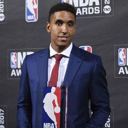 16/17赛季NBA颁奖典礼
