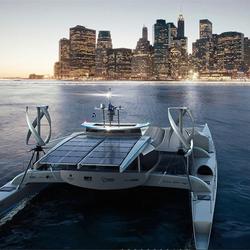 全球第一艘氢动力船就要开航了,要去到50多个国家