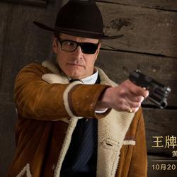《王牌特工2:黄金圈》重磅发布中国独家终极预告