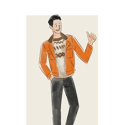 每日穿搭|你知道这件毛衣的名字叫Lopi吗?