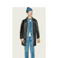 每日穿搭|冬季牛仔服依然可以做主角