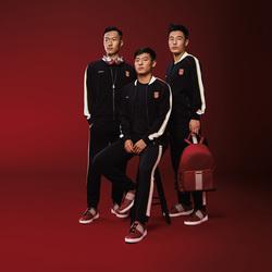 杰尼亚发布全新中国足协中国之队精粹系列
