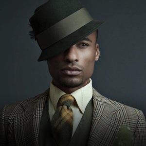 谁说大脸不能戴帽子?