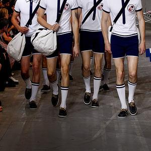 男人的短裤究竟该多短