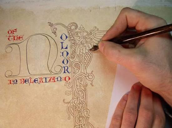 男生猴子纹身手绘图