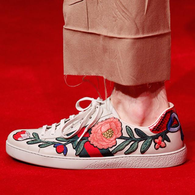 时装化运动鞋