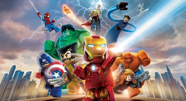 NO.5乐高漫威超级英雄 《乐高漫威超级英雄》2013 年发行的动作游戏,从游戏的整体风格来看走的是低龄化可爱路线,不知道的还以为是给小朋友设计的游戏呢。其实真正的游戏特别的灵活,动作场面很出色,同时可以体验不同的超级英雄形象。