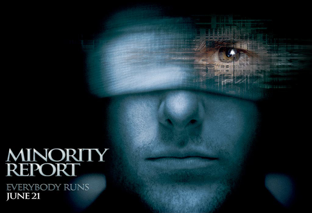 NO.3《少数派报告》与无人汽车 《少数派报告》的主演和导演我们都熟悉不过,分别是汤姆•克鲁斯和斯蒂芬斯皮尔伯格,所以这部科幻电影也是看点十足。影片中体现了很多高科技产品,例如智能家居、磁悬浮汽车、视网膜扫描,很多都是我们现在已经实现的,还有很多都是我们研究的课题。高科技真的是先出现在电影中。